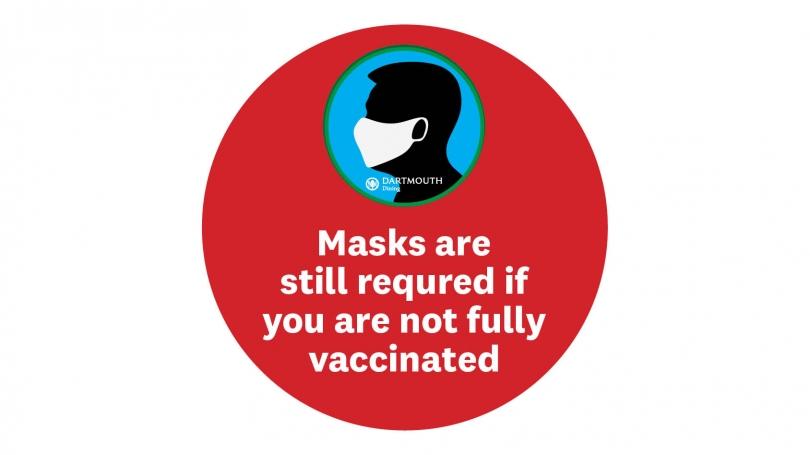 Masks Still Required