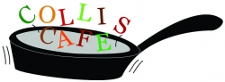 The Collis Cafe logo